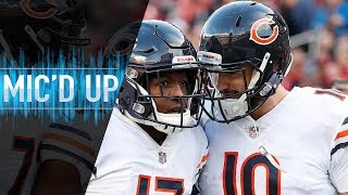 "Mitch Trubisky Mic'd Up vs. 49ers  ""We play in the moment every single play"" 