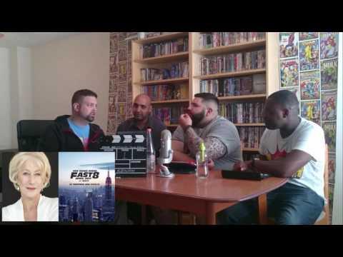 Friends Talk Film Podcast: Episode 3