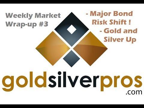 MAJOR Bond Default Risk SHIFT! Gold & Silver *UP*