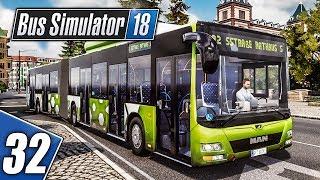 BUS SIMULATOR 18 #32: Der 5-Türige MAN Lion