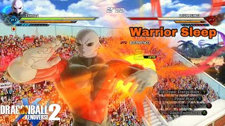 Jiren Destroys EVERYONE! Best DLC Character In Dragon Ball Xenoverse 2!