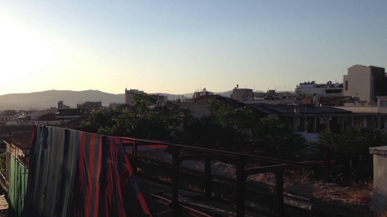 Athens, Greece - binaural city soundscape