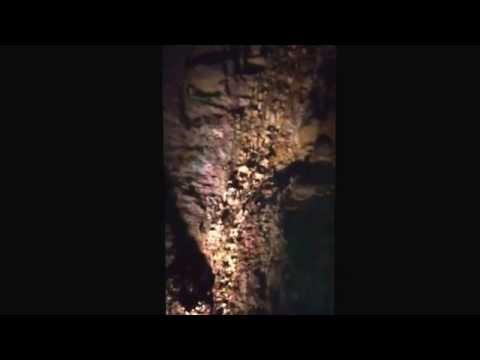 Underground at Geevor Tin Mine