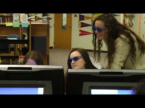 2019 Digital Learning Day: zSpace at Shepaug Valley School