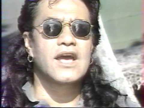ROBBY TAHITI TV : Branscombe RICHMOND et Vaitiare HIRSHON à TAHITI 1995