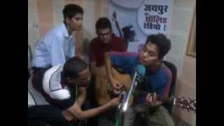 hairat-the band @95 fm tadka studio