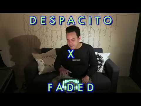 DESPACITO X FADED MASHUP!! - ANANTAVINNIE