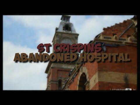 Abandoned St Crispins Hospital
