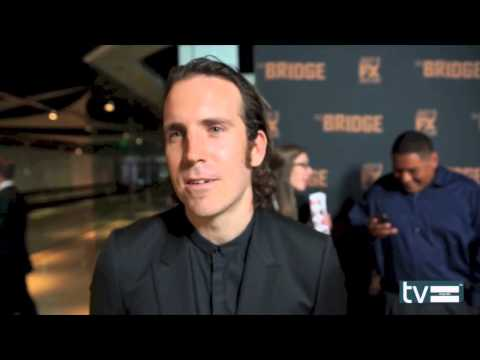 Thomas Wright Interview - The Bridge (FX) Season 2