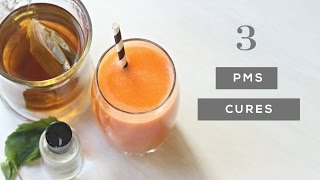 3 Natural PMS Cures | How to naturally treat pms symptoms