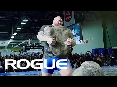 2019 Arnold Strongman Classic | Husafell Stone Carry - Full Live Stream Event 2