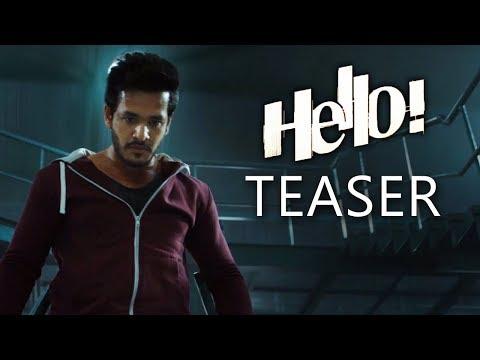 HELLO! Movie Teaser   Akhil Akkineni,...