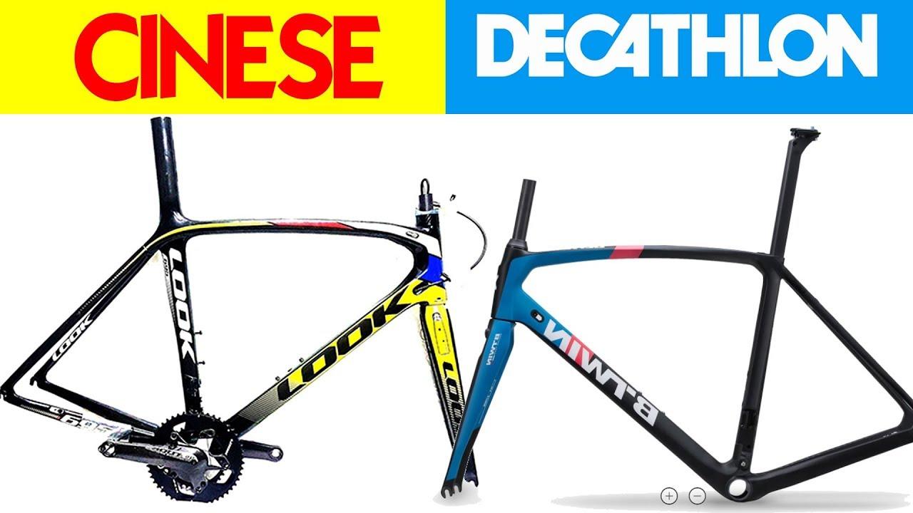 Bici Decathlon O Cinese