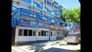 видео Отели в Лазаревском на берегу моря с бассейном, всё включено, недорого, цены 2017
