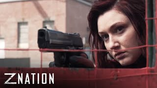 Z NATION | Season 3, Episode 1: 'Mercy Proofed' | SYFY