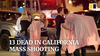 13 dead in California mass shooting