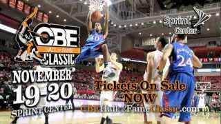 The CBE Hall of Fame Classic 2012