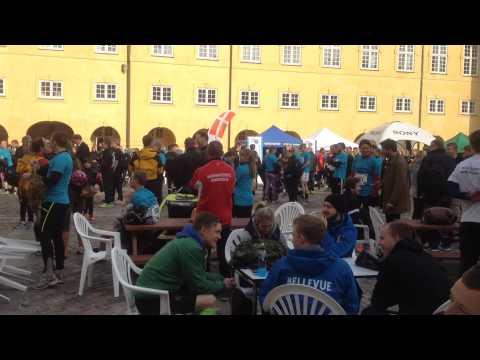 Hærløbet 2015, Frederiksberg Slot