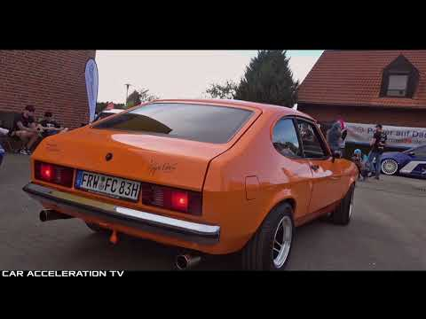 Ford Capri V6 Sounds