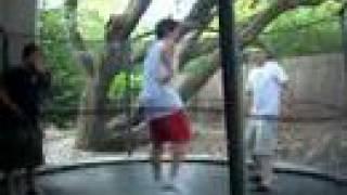 Trampoline Double Bounce