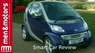 Richard Hammond Smart Car Review (1999)