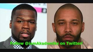 "50 Cent Calls Joe Budden a ""BITCH"" for Sneak Dissing on Twitter! Joe Clarifies!"