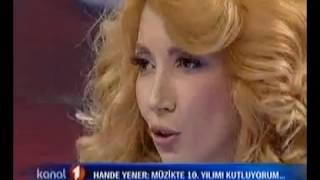 Hande Yener - Kenan Erçetingöz'le Yüz Yüze ( Kasım 2009 ) - Full Program