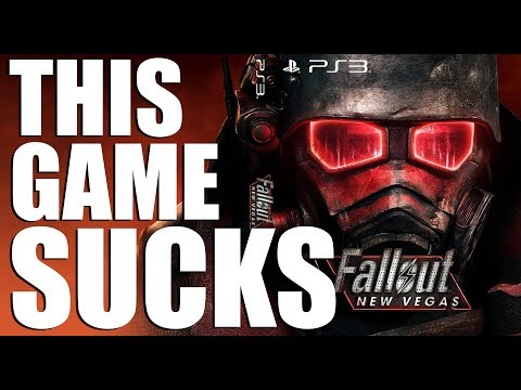 Why Fallout: New Vegas SUCKS and Fallout 76 is Better!