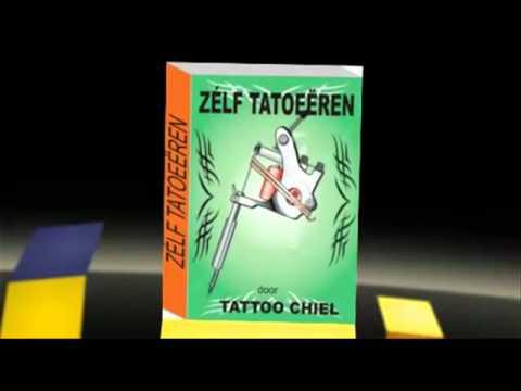 Zelf leren tatooeren!