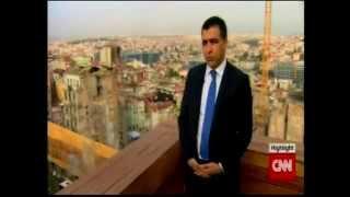 Tarlabaşı 360 Basın - CNN International