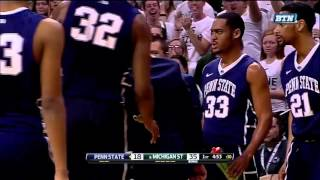 Patrick Chambers Ejected from the Game vs. Michigan State