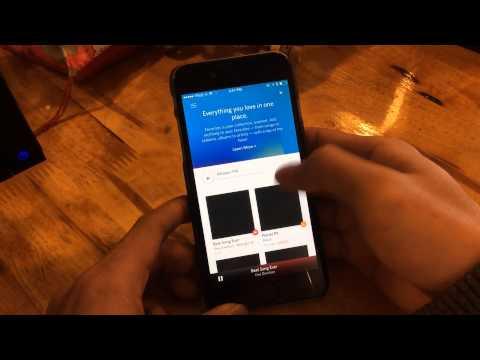 Rdio แอปฟังเพลงออนไลน์ โหลดเก็บลงเครื่องได้ | 2015