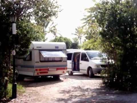 Camping Malvarrosa de Corinto, Sagunto, Valencia, Spain