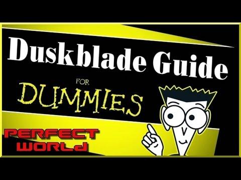 Duskblade Beginners Guide PWI