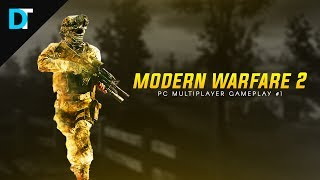 Call Of Duty: MW2 PC #1| ¡ACR GAMEPLAY! | DaveTrick