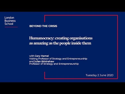 Humanocracy: Creating organisations as amazing as the people inside them