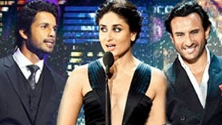 Kareena Kapoor SHOCKS Shahid Kapur at IIFA Awards 2014