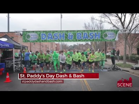 St. Paddy's Day Dash And Bash