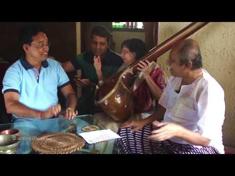 Hindi Kavita : Mahadevi Varma : Lay Geet Madir : Sudhir-Ranjana Pohankar