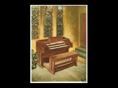 Paul Mickelson plays the CONN CLASSIC organ 1950's ELECTRONIC ORGAN
