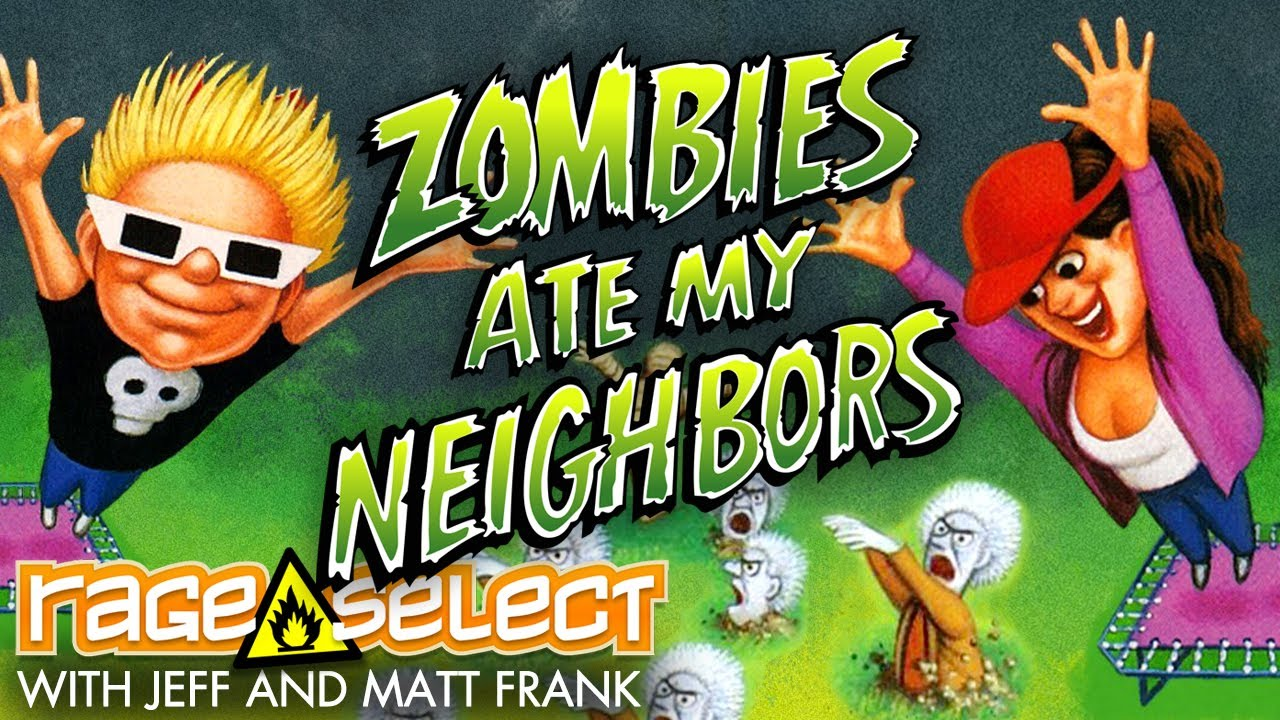 Zombies Ate My Neighbors (The Dojo) Let's Play