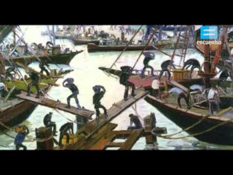 Huellas, arte argentino: Benito Quinquela Martín - Canal Encuentro