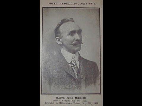 John MacBride lecture