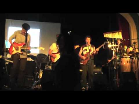 Pressure Drop - Live at the Caravan Music Club - March 24, 2012