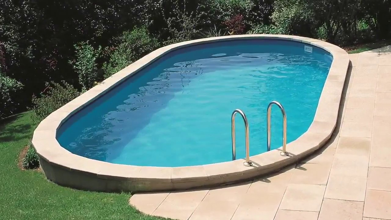 Cómo construir una piscina enterrada | Paso a paso - YouTube