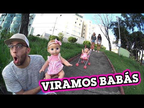 VIRAMOS BABÁS DE UMA BONECA DE R$1000 POR UM DIA!