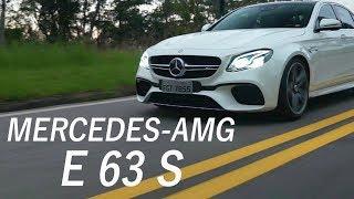 Teste: Mercedes-AMG E 63 S - Webmotors
