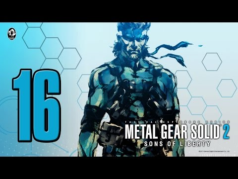 Metal Gear Solid 2: Sons Of Liberty | Let's play | FINAL | Federal hall | Crim06