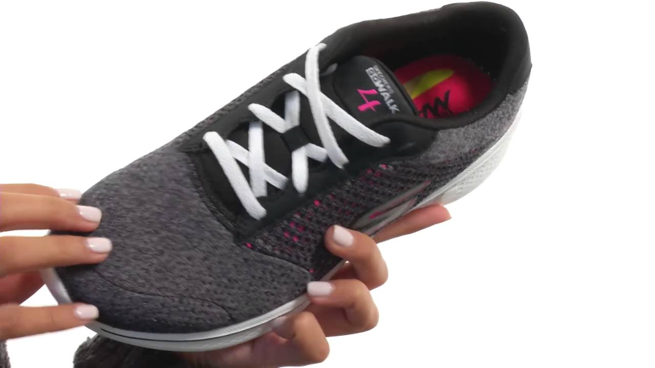 dfc24163a7 SKECHERS Performance Go Walk 4 - Exceed SKU:8735404