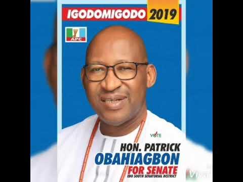 Download Vote Hon Patrick Obahiagbon for Senate